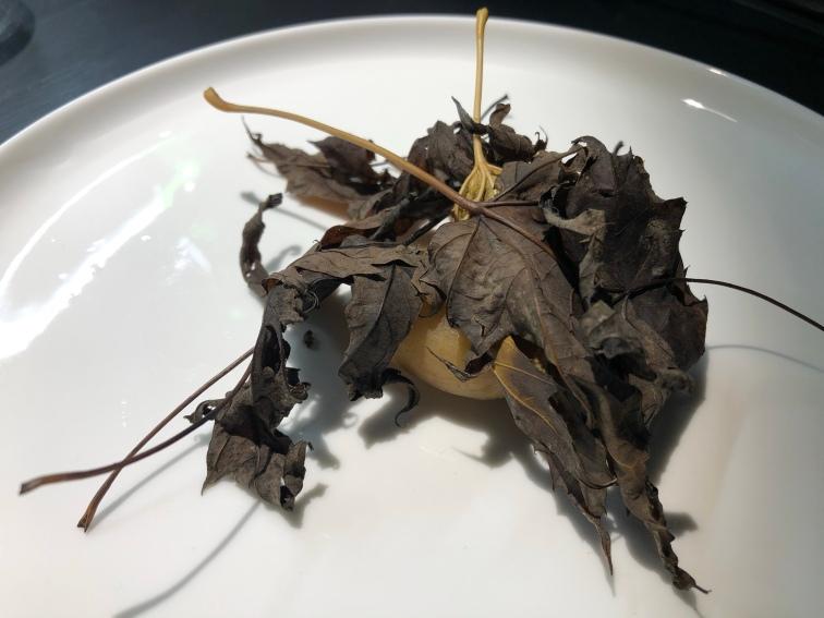Amouse-bouche: patatina